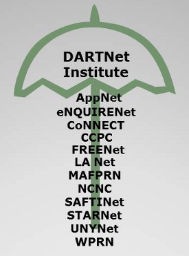 The DARTNet Institute umbrella