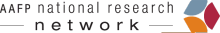 AAFP National Research Network logo
